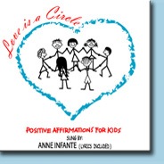 Love is a Circle - Anne Infante